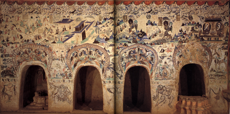 Dunhuang Cave 285